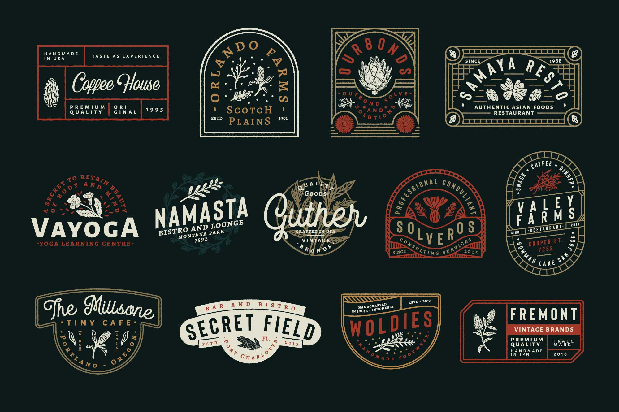 50+-Hand-Drawn-Floral-Logo-and-Badge-Templates-Vol.02-Preview-05